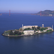 Alcatraz Island, San Francisco, California
