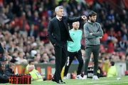 Manchester United's Ole Gunnar Solskjaer during the EFL Cup match between Manchester United and Rochdale at Old Trafford, Manchester, England on 25 September 2019.