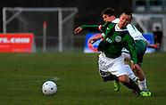 St. Mary HS vs Smithville HS boys' soccer