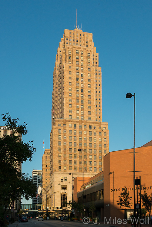 Carew Tower Cincinnati Ohio