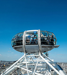 London Eye in London United Kingdom