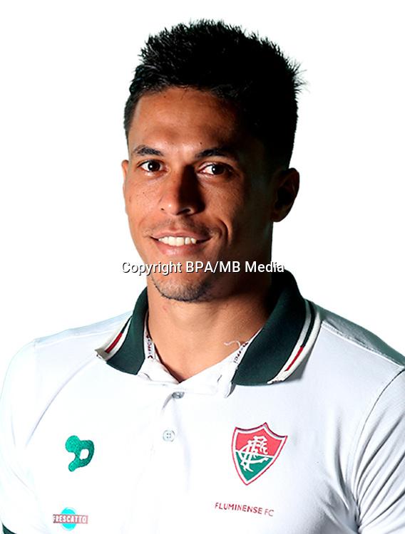 Brazilian Football League Serie A / <br /> ( Fluminense Football Club ) - <br /> Reginaldo Manoel Da Silva Junior