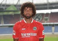 German Soccer Bundesliga 2015/16 - Photocall of Hannover 96 on 13 July 2015 in Hanover, Germany: Felipe