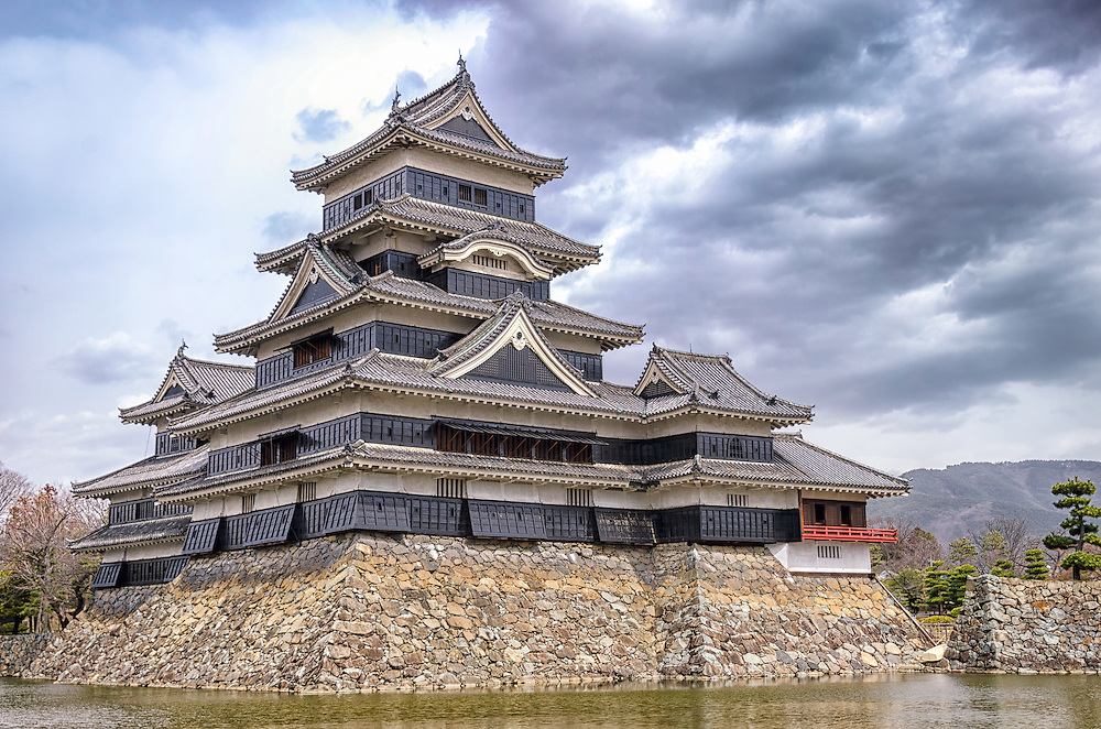 Matsumoto Castle - Japan