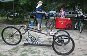 Louisiana Bicycle Festival in Abita Springs on June 16, 2018