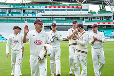 13 May 2018 - Surrey v Yorkshire - Specsavers County Championship, day three.