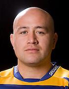 John Pareanga - Bay of Plenty Rugby Union Headshots, aka The Steamers, 17 August 2012