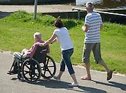 Eldery People, active seniors