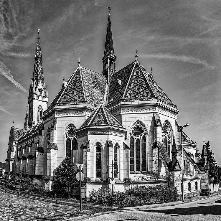 Kőszeg church