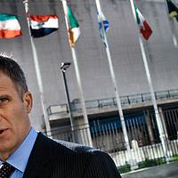 Helge Lund UN by Chris Maluszynski