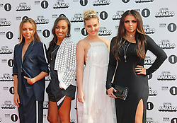 © Licensed to London News Pictures. 19/10/2014, UK. Little Mix, BBC Radio 1's Teen Awards, SSE Arena Wembley, London UK, 19 October 2014. Photo credit : Richard Goldschmidt/Piqtured/LNP