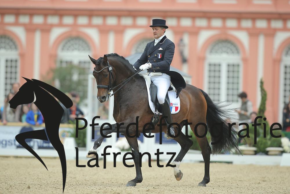 Henry, Ludovic, After You<br /> Wiesbaden - Pfingstturnier 2015<br /> Grand Prix de Dressage<br /> © www.sportfotos-lafrentz.de/Stefan Lafrentz