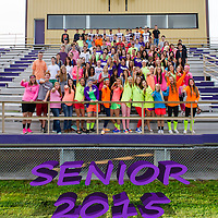2015 Senior Group Pictures