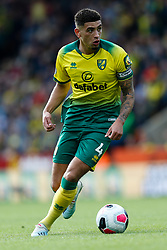 Ben Godfrey of Norwich City - Mandatory by-line: Phil Chaplin/JMP - 05/10/2019 - FOOTBALL - Carrow Road - Norwich, England - Norwich City v Aston Villa - Premier League