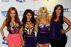 Capital Summertime Ball<br /> The Saturdays during photocall ahead of performing at the Capital Summertime Ball, Wembley Stadium,<br /> London, United Kingdom<br /> Sunday, 9th June 2013<br /> Picture by Chris  Joseph / i-Images