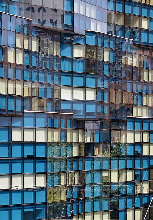 Windows in Manhattan