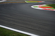 September 3-5, 2015 - Italian Grand Prix at Monza: First chicane at Monza