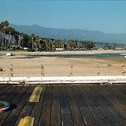 Reis Amerika, Santa Barbara strand kust
