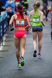 Adriana Nelson, asics, pre-race