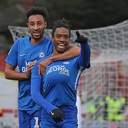 Accrington Stanley v Peterborough United