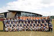 The European Legion squad from the European Legion v AIS AFL Academy match during the AFL Europe Easter Series at Surrey Sports Park, Guildford, UK on 6th April 2013. Final score was 18-104. Photo by Andrew Tobin/Tobinators Ltd.