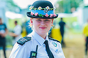 The 2014 Glastonbury Festival, Worthy Farm, Glastonbury. 27 June 2013.