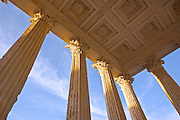 Roman Temple, Maison Carree, Nimes, France