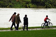 Wanganui-Wanganui River rises after rain soaks catchment