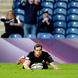 Edinburgh Rugby v Gwent Dragons | European Challenge Cup semi-final | 17 April 2015
