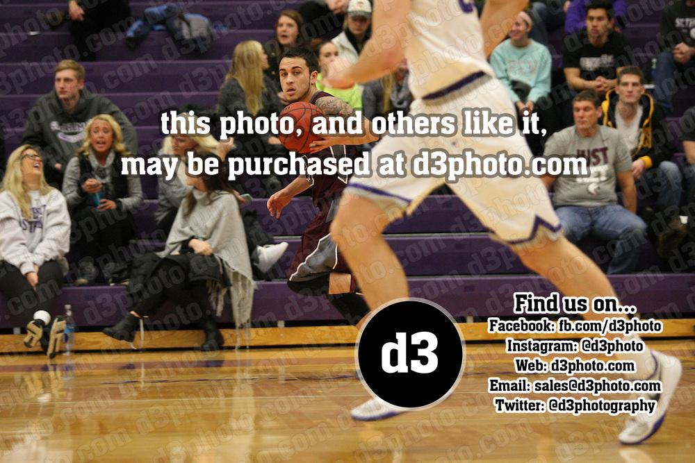 NCAA Div. III Men's Basketball: St. Thomas Tommies vs. Augsburg Auggies