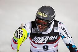 "Michael Matt (AUT) during FIS Alpine Ski World Cup 2016/17 Men's Slalom race named ""Snow Queen Trophy 2017"", on January 5, 2017 in Course Crveni Spust at Sljeme hill, Zagreb, Croatia. Photo by Ziga Zupan / Sportida"