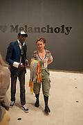 MR. NORMSKI; MIRIAM KING, Jeremy Deller, Joy in People, Hayward Gallery, Southbank Centre. London. 21 February 2012.