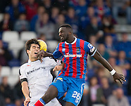 24-09-2016 Inverness Caledonian Thistle v Dundee