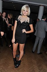 PIXIE LOTT at the Quintessentially Awards at Number One Marylebone, London on 28th September 2011.