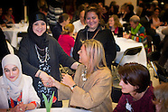 Queen Máxima is Thursday, January 15th in Utrecht attended the fourth language does more College