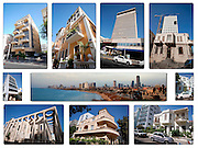 Israel, Tel Aviv, Collage of Architecture