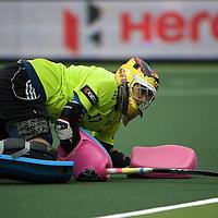DEN HAAG - Rabobank Hockey World Cup<br /> 30 New Zealand - Netherlands<br /> Foto: Barbara Vogel.<br /> COPYRIGHT FRANK UIJLENBROEK FFU PRESS AGENCY