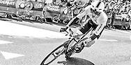 04-07-2015: Wielrennen: Grande Depart: Tour de France: Utrecht<br /> <br /> Jos VAN EMDEN of team Lotto Jumbo<br /> <br /> De 1e etappe van de Tour de France van 2015 was een individuele tijdrit van 13,8 kilometer. De start en finish zijn bij de Jaarbeurs in Utrecht
