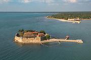 Fort Hamenheil, Jaffna lagoon.