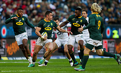 Jesse Kriel of South Africa - Mandatory by-line: Steve Haag/JMP - 23/06/2018 - RUGBY - DHL Newlands Stadium - Cape Town, South Africa - South Africa v England 3rd Test Match, South Africa Tour