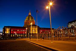 Civic Center Plaza, San Francisco City Hall