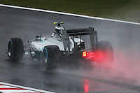 Nico Rosberg (GER) Mercedes AMG F1 W05.<br /> Japanese Grand Prix, Sunday 5th October 2014. Suzuka, Japan.