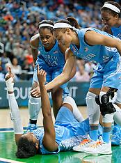 2014 ACC Women's Tourney UNC vs Duke