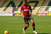 Ethan Erhahon of St Mirren during the Ladbrokes Scottish Premiership match between Livingston and St Mirren at Tony Macaroni Arena, Livingstone, Scotland on 20 April 2019.