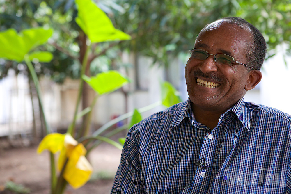 Yohannes Amado, VSO Health Programme Manager, Ethiopia.