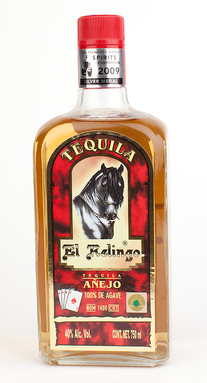 El Relingo anejo -- Image originally appeared in the Tequila Matchmaker: http://tequilamatchmaker.com