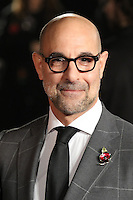 Stanley Tucci, The Hunger Games: Mockingjay Part 2 - UK Film Premiere, Leicester Square, London UK, 05 November 2015, Photo by Richard Goldschmidt