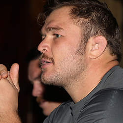 CARDIFF, WALES - NOVEMBER 22: Duane Vermeulen during the South African national rugby team announcement media conference at Hilton Hotel Cardiff on November 22, 2018 in Cardiff, Wales. (Photo by Steve Haag/Gallo Images)