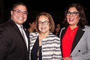Senator Maria Elena Durazo, and Yvette Martinez