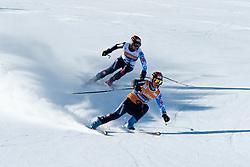 KRAKO Jakub Guide:  MOTYKA Martin, SVK, Downhill, 2013 IPC Alpine Skiing World Championships, La Molina, Spain
